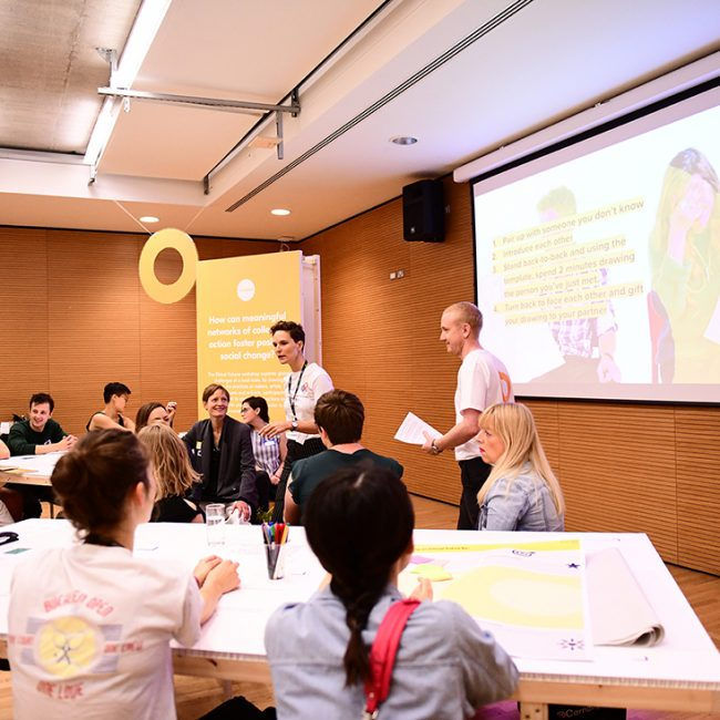Ethical Futures workshops - ola bakowska blog
