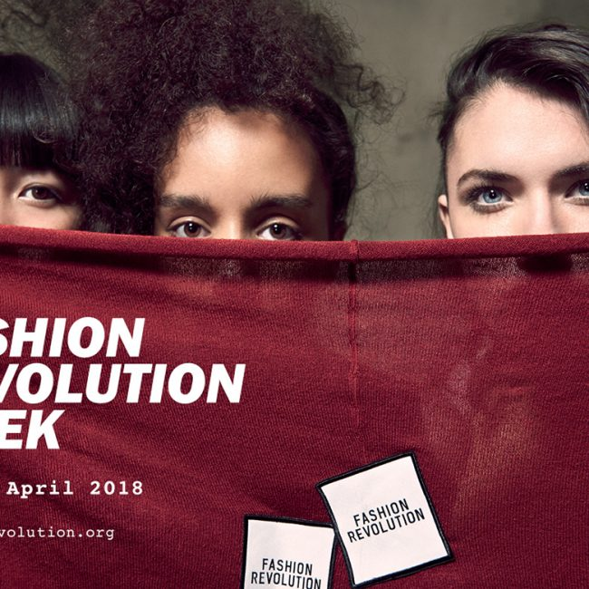Fashion revolution - ola bąkowska