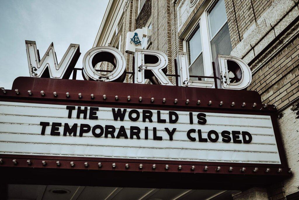 world is closed - Nowe wcielenie