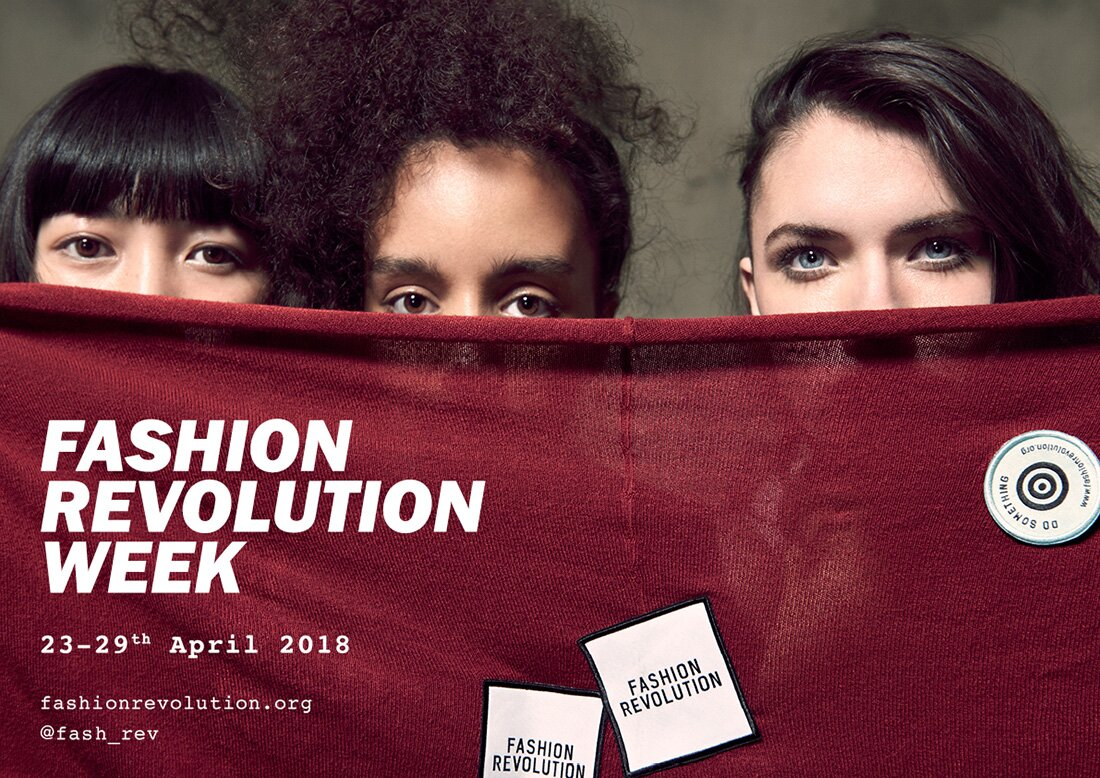 Fashion revolution - ola bąkowska