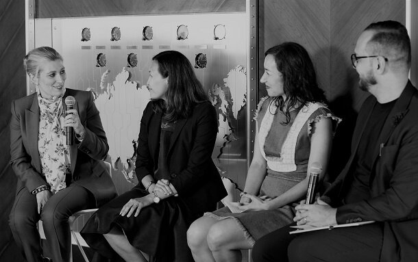 If you work alone it is impossible to change the paradigm – in conversation with Marie-Claire Daveu from Kering.